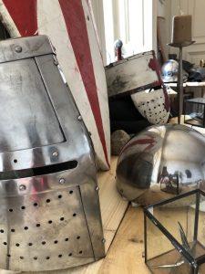 Atelier chevalerie Le Puy en Velay