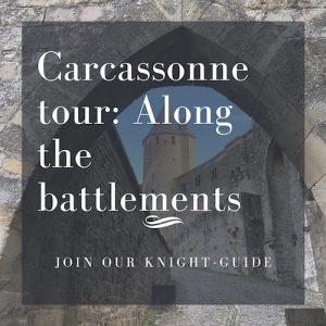 Carcassonne tour knight