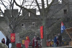 Fête médiévale Carcassonne, Cité Médiévale