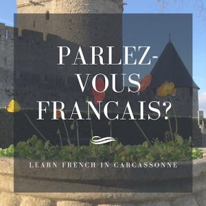 French Lesson Carcassonne
