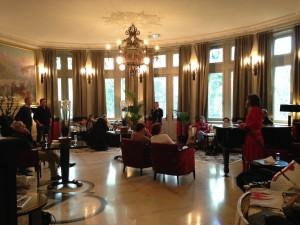 Conférences à l'Hôtel de La Cité, Carcassonne