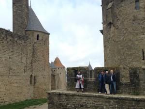 Conférences sur le Moyen-Age, Carcassonne
