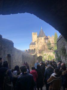Visite passionnante de la Cité de Carcassonne
